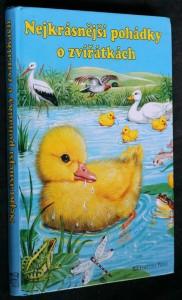 náhled knihy - Nejkrásnější pohádky o zvířátkách