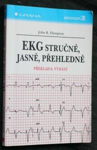 náhled knihy - EKG stručně, jasně, přehledně