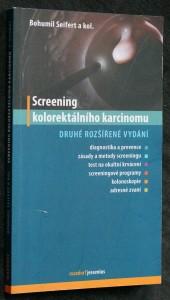 náhled knihy - Screening kolorektálního karcinomu