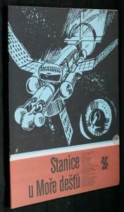 náhled knihy - Stanice u Moře dešťů : povídky sovětských autorů