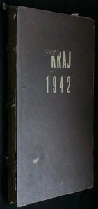 náhled knihy - Náš kraj 1942