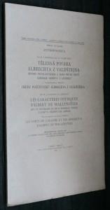 náhled knihy - Anthropologica. Tělesná povaha Albrechta z Valdštejna