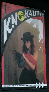 náhled knihy - Knokaut 1. I/1990