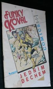 náhled knihy - Funky Koval. Jedním dechem