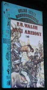 náhled knihy - Muži Arizony. 1.-2. díl