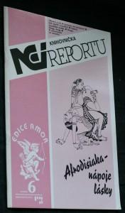 náhled knihy - Knihovnička NEI reportu 1992, Afrodisiaka- nápoje lásky
