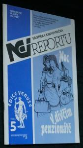 náhled knihy - Noc v dívčím penzionátě