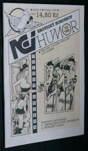 náhled knihy - NEI humor 1993, č. 13 Erotický horoskop