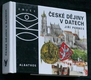 náhled knihy - České dějiny v datech