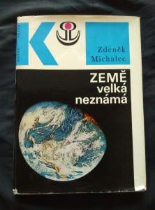 náhled knihy - Země - velká neznámá (Ocpl, 144 s, 28 s. příl)