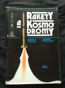 náhled knihy - Rakety/ Kosmodromy (A4, Ocpl, 360 s., il., foto, tab.)