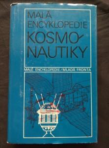 náhled knihy - Malá encyklopedie kosmonautiky (Ocpl, 392 s.)