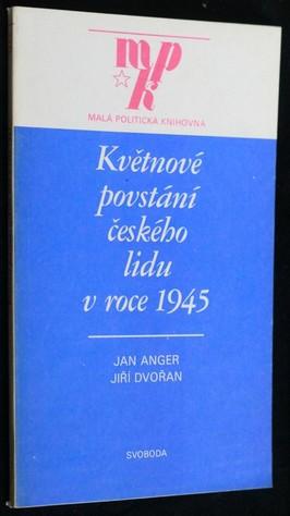náhled knihy - Květnové povstání českého lidu v roce 1945