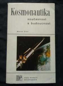 náhled knihy - Kosmonautika - Součanost a budoucnost (Obr, 336 s. + 16 s bar příl.)