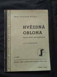 náhled knihy - Hvězdná obloha (Populární astronomie - 47 obr.)