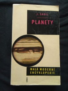 náhled knihy - Planety (Obr, 392 s.)