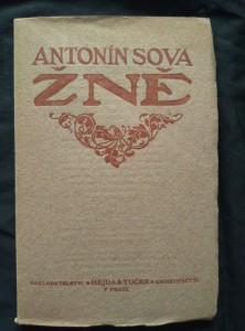 náhled knihy - Žně - básně z let 1912-1913 - Spisy VIII (Obr, 114 s.)