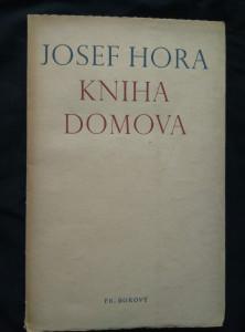 náhled knihy - Kniha domova (Obr, 214 s., ob a typo M. Kaláb)
