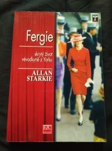 náhled knihy - Fergie - skrytý život vévodkyně z Yorku (Obr, 224 s.)