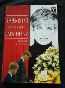 náhled knihy - Tajemství života a smrti lady Diany (Obr, 208 s., čb a bar foto)