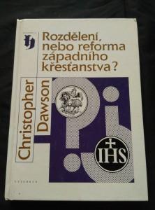 náhled knihy - Rozdělení nebo reforma západního křesťanstva? (lam, 240 s.)