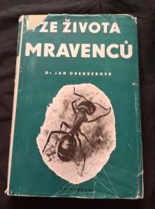 náhled knihy - Ze života mravenců (Oppl, 224 s.)