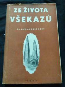 náhled knihy - Ze života všekazů (Oppl, 180 s.)