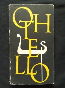náhled knihy - Othello (Ocpl, 142 s., přel. E. A. Saudek)