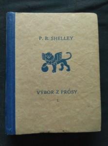 náhled knihy - Výbor z prósy I (Oppl, 280 s.)
