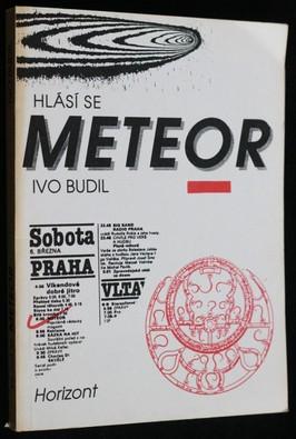 náhled knihy - Hlásí se Meteor : Populárně vědecký magazín Českého rozhlasu