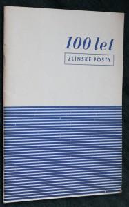 náhled knihy - 100 let zlínské pošty