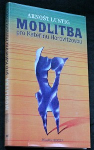 náhled knihy - Modlitba pro Kateřinu Horovitzovou