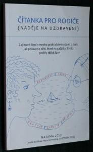 náhled knihy - Čítanka pro rodiče (naděje na uzdravení)