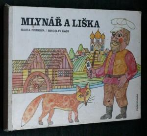 náhled knihy - Mlynář a liška