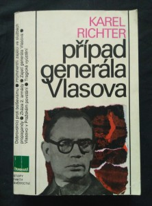 Případ generála Vlasova (Obr, 389 s.)