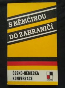 náhled knihy - S němčinou do zahraničí - česko-německá konverzace (Obr, 128 s.)