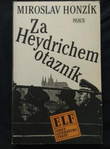 Za Heydrichem otazník (Obr, 287 s.)