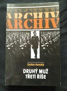 náhled knihy - Druhý muž třetí říše - Heinrich Himmler (Obr, 423 s.)