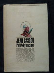 Pařížský masakr (Ocpl, 268 s.)