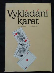náhled knihy - Vykládání karet - Příručka pro každého (Obr, 48 s.)