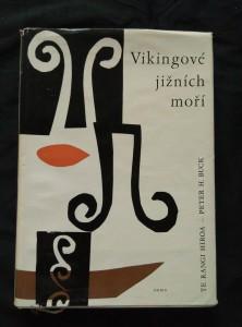 náhled knihy - Vikingové jižních moří (Ocpl, 207 s.)