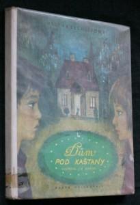 náhled knihy - Dům pod kaštany