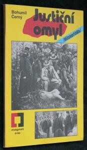 náhled knihy - Justiční omyl : hilsneriáda