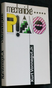 náhled knihy - Mechanické piano
