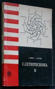 náhled knihy - Elektrotechnika II