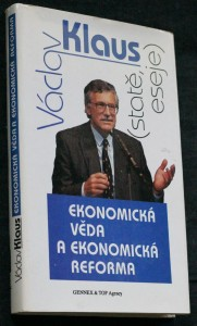 náhled knihy - Ekonomická věda a ekonomická reforma : (statě, eseje)