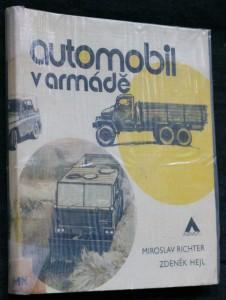 náhled knihy - Automobil v armádě
