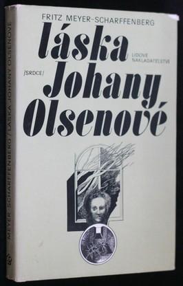 náhled knihy - Láska Johany Olsenové