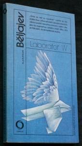 náhled knihy - Laboratoř W : [novely]