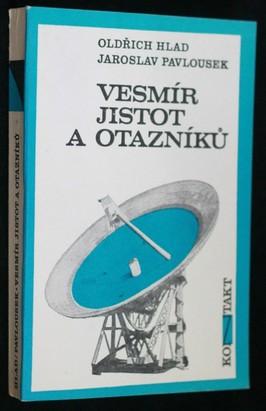 náhled knihy - Vesmír jistot a otazníků